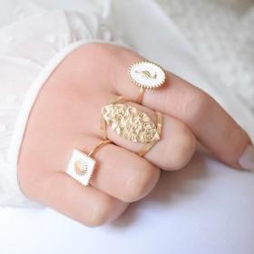 Ambiance collection bagues Pluie d'Etoiles Bijoux