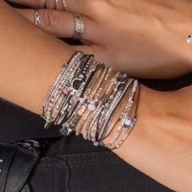 Compo Bracelets Doriane par Mademoiselle Sissi