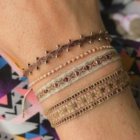 Compo manchette bracelets Leju