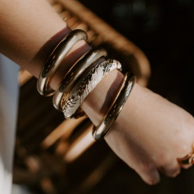 Collection bracelets joncs signés ARGELOUSE