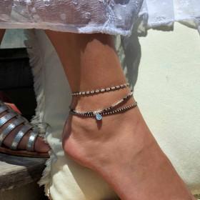 Exquise compo de la collection des bracelets de chevilles DORIANE Bijoux