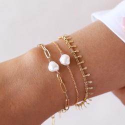 Composition divine des bracelets Nilaï Paris