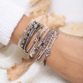 Poignet de bracelets DORIANE Bijoux