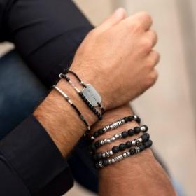 Atmosphère masculine Bracelets DORIANE