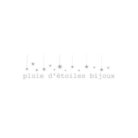 Nos créateurs : Pluie d'Etoiles Bijoux