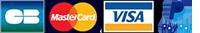 visa, mastercard, visa, paypal